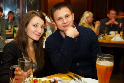 Константин Никольский, 29 ноября 2012 - Ресторан «Максимилианс» Казань - 07
