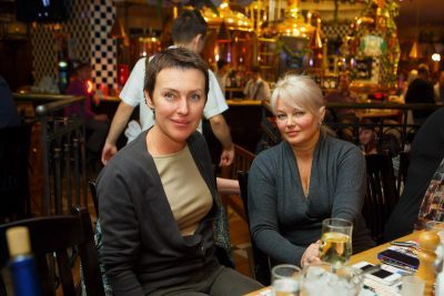 Константин Никольский, 29 ноября 2012 - Ресторан «Максимилианс» Казань - 17