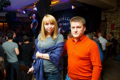 Константин Никольский, 29 ноября 2012 - Ресторан «Максимилианс» Казань - 22