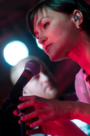 Концерт Инны Желанной, 21 апреля 2011 - Ресторан «Максимилианс» Казань - 01
