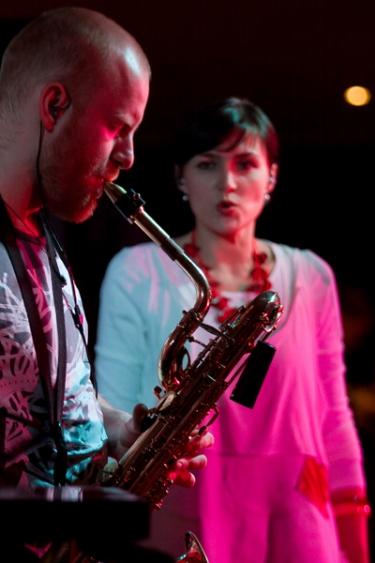 Концерт Инны Желанной, 21 апреля 2011 - Ресторан «Максимилианс» Казань - 04