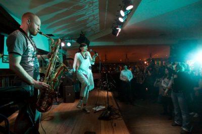 Концерт Инны Желанной, 21 апреля 2011 - Ресторан «Максимилианс» Казань - 08