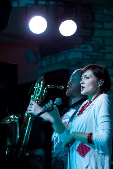 Концерт Инны Желанной, 21 апреля 2011 - Ресторан «Максимилианс» Казань - 12