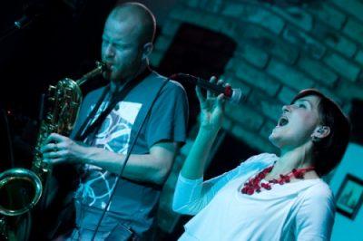 Концерт Инны Желанной, 21 апреля 2011 - Ресторан «Максимилианс» Казань - 13