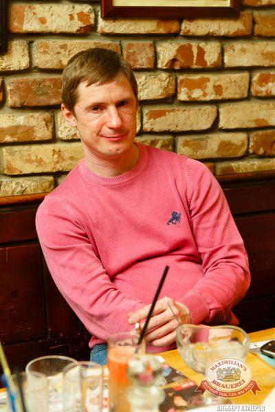 «Дыхание ночи»: Kostenko Brothers (Новороссийск), 28 марта 2014 - Ресторан «Максимилианс» Казань - 15