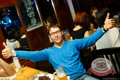 «Дыхание ночи»: Kostenko Brothers (Новороссийск), 28 марта 2014 - Ресторан «Максимилианс» Казань - 30