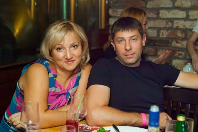 Леонид Агутин, 15 сентября 2012 - Ресторан «Максимилианс» Казань - 18