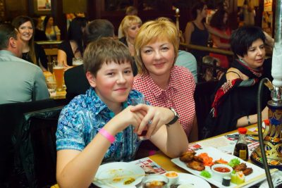 Леонид Агутин, 15 сентября 2012 - Ресторан «Максимилианс» Казань - 21