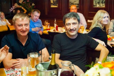 Леонид Агутин, 15 сентября 2012 - Ресторан «Максимилианс» Казань - 27