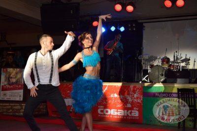 «Давайте потанцуем», второй сезон суперпроекта! Тур Второй, 6 ноября 2013 - Ресторан «Максимилианс» Казань - 12
