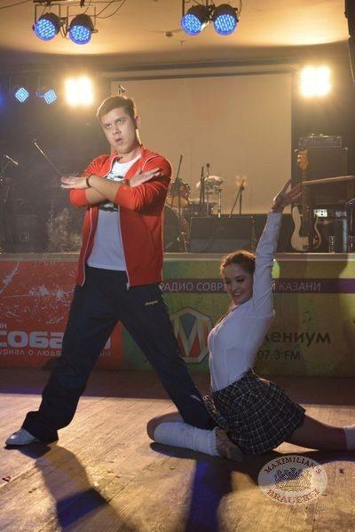 «Давайте потанцуем», второй сезон суперпроекта! Тур Второй, 6 ноября 2013 - Ресторан «Максимилианс» Казань - 14