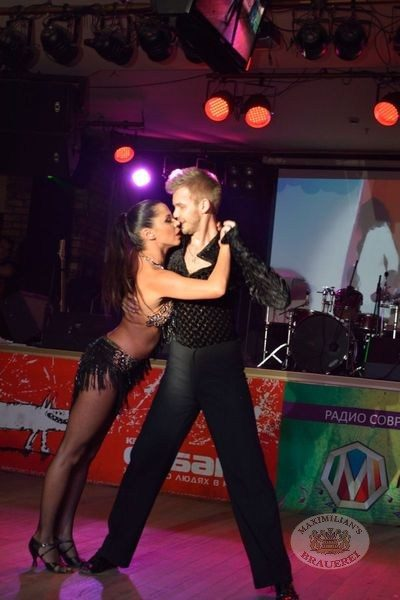 «Давайте потанцуем», второй сезон суперпроекта! Тур Второй, 6 ноября 2013 - Ресторан «Максимилианс» Казань - 16