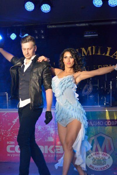 «Давайте потанцуем», второй сезон суперпроекта! Тур Первый, 30 октября 2013 - Ресторан «Максимилианс» Казань - 10