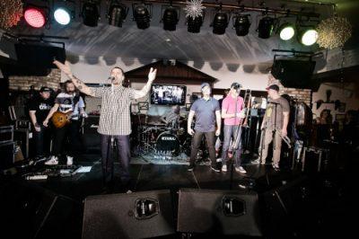 «Ляпис Трубецкой», Новый год 2011 - Ресторан «Максимилианс» Казань - 02