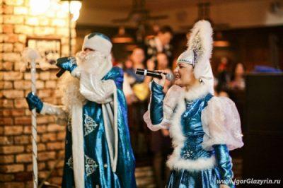 «Ляпис Трубецкой», Новый год 2011 - Ресторан «Максимилианс» Казань - 06