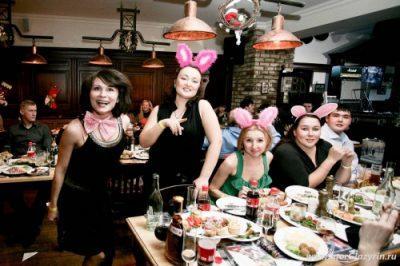 «Ляпис Трубецкой», Новый год 2011 - Ресторан «Максимилианс» Казань - 11