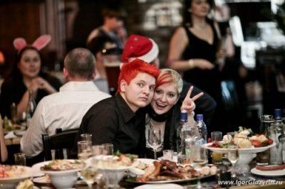 «Ляпис Трубецкой», Новый год 2011 - Ресторан «Максимилианс» Казань - 12