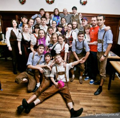 «Ляпис Трубецкой», Новый год 2011 - Ресторан «Максимилианс» Казань - 14