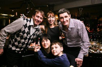 «Ляпис Трубецкой», Новый год 2011 - Ресторан «Максимилианс» Казань - 20