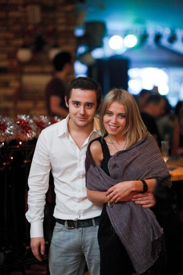 «Ляпис Трубецкой», Новый год 2011 - Ресторан «Максимилианс» Казань - 25
