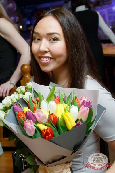 Международный женский день, 7 марта 2018 - Ресторан «Максимилианс» Казань - 60