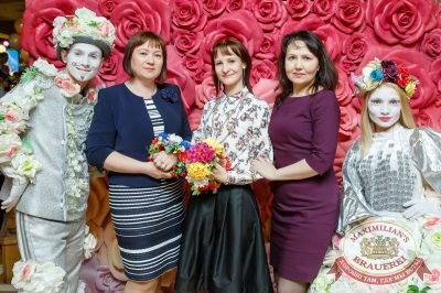 Международный женский день, 7 марта 2018 - Ресторан «Максимилианс» Казань - 8