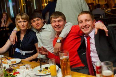 Международный женский день, 8 марта 2012 - Ресторан «Максимилианс» Казань - 09