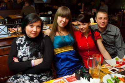 Международный женский день, 8 марта 2012 - Ресторан «Максимилианс» Казань - 10