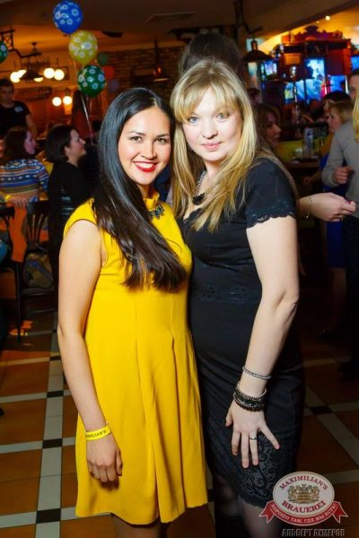 Международный женский день: вечеринка без фартуков, день первый, 7 марта 2015 - Ресторан «Максимилианс» Казань - 06