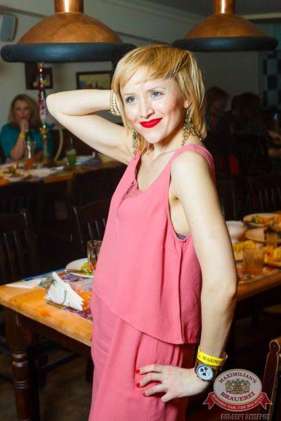 Международный женский день: вечеринка без фартуков, день первый, 7 марта 2015 - Ресторан «Максимилианс» Казань - 26