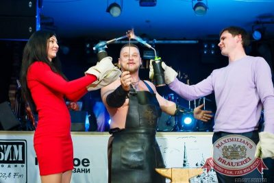 Международный женский день: вечеринка без фартуков, день второй, 8 марта 2015 - Ресторан «Максимилианс» Казань - 01