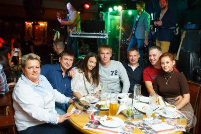 Несчастный случай, 12 сентября 2013 - Ресторан «Максимилианс» Казань - 06