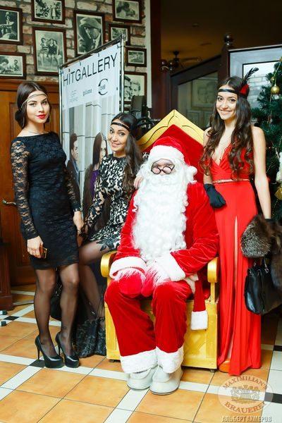 Новый 2014 год в стиле GATSBY! - Ресторан «Максимилианс» Казань - 01