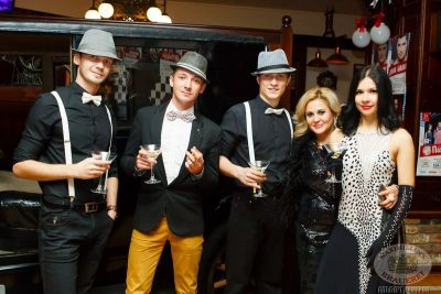 Новый 2014 год в стиле GATSBY! - Ресторан «Максимилианс» Казань - 02