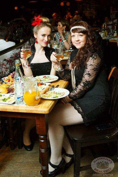Новый 2014 год в стиле GATSBY! - Ресторан «Максимилианс» Казань - 08