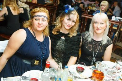 Новый 2014 год в стиле GATSBY! - Ресторан «Максимилианс» Казань - 09