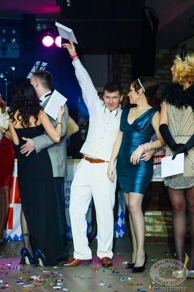 Новый 2014 год в стиле GATSBY! - Ресторан «Максимилианс» Казань - 16