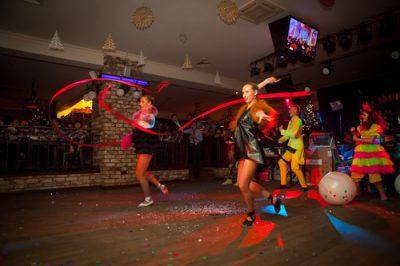 Новый год 2012 - Ресторан «Максимилианс» Казань - 05