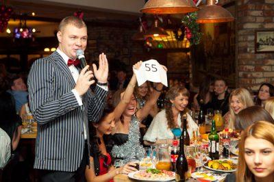 Новый год 2012 - Ресторан «Максимилианс» Казань - 12