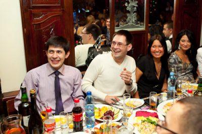 Новый год 2012 - Ресторан «Максимилианс» Казань - 13