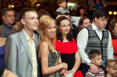 Новый год 2012 - Ресторан «Максимилианс» Казань - 14