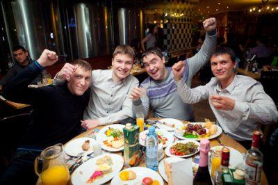 Новый год 2012 - Ресторан «Максимилианс» Казань - 15