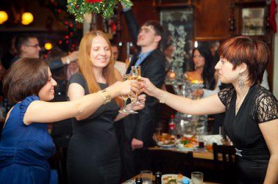 Новый год 2012 - Ресторан «Максимилианс» Казань - 20