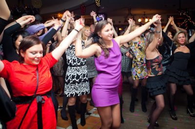 Новый год 2012 - Ресторан «Максимилианс» Казань - 29