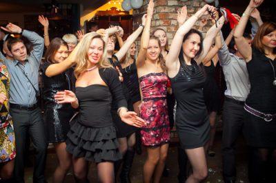 Новый год 2012 - Ресторан «Максимилианс» Казань - 30