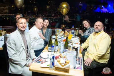 Новый год 2020: Bohemia Night, 1 января 2020 - Ресторан «Максимилианс» Казань - 64