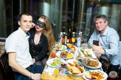 Новый год 2020: Bohemia Night, 1 января 2020 - Ресторан «Максимилианс» Казань - 67