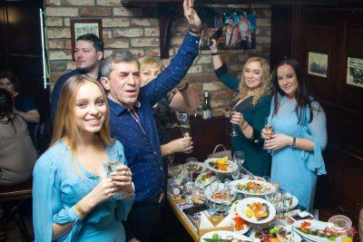 Новый год 2020: Bohemia Night, 1 января 2020 - Ресторан «Максимилианс» Казань - 78