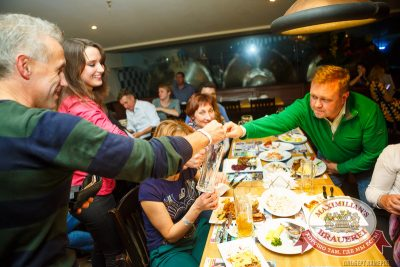 Октобер Рок-фест, 20 сентября 2014 - Ресторан «Максимилианс» Казань - 21