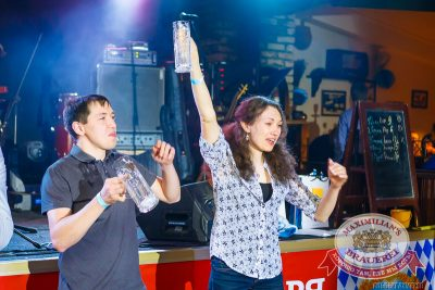 Октобер рок-фест, 27 сентября 2014 - Ресторан «Максимилианс» Казань - 18